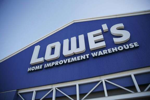 In Texas, Lowe's fought to get valuations on stores around Houston and San Antonio cut roughly in half. The Harris County Appraisal District settled and agreed to a cut of about 10 percent, but Bexar County is fighting Lowe's in a closely watched court case. Photographer: Patrick T. Fallon/Bloomberg