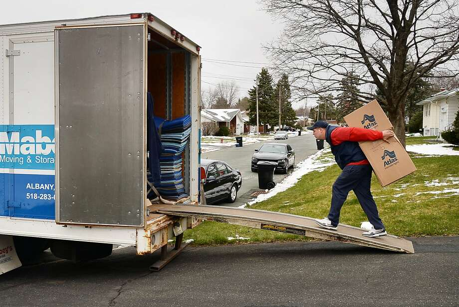 TOP INBOUND STATES 201710. AlabamaSource: United Van Lines Photo: John Carl D'Annibale, Albany Times Union