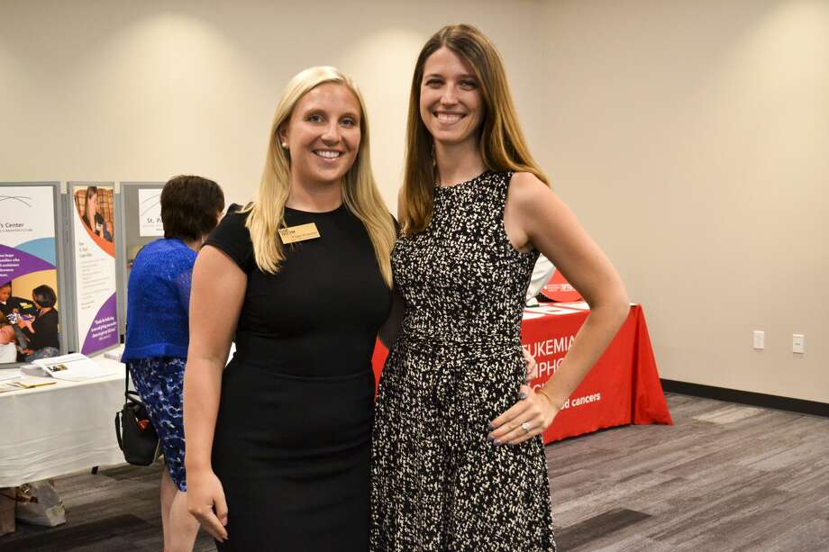 Were you Seen at Women@Work's Working to Make a Difference Nonprofit Expo at Hearst Media Center on June 28, 2017? Photo: Women@Work
