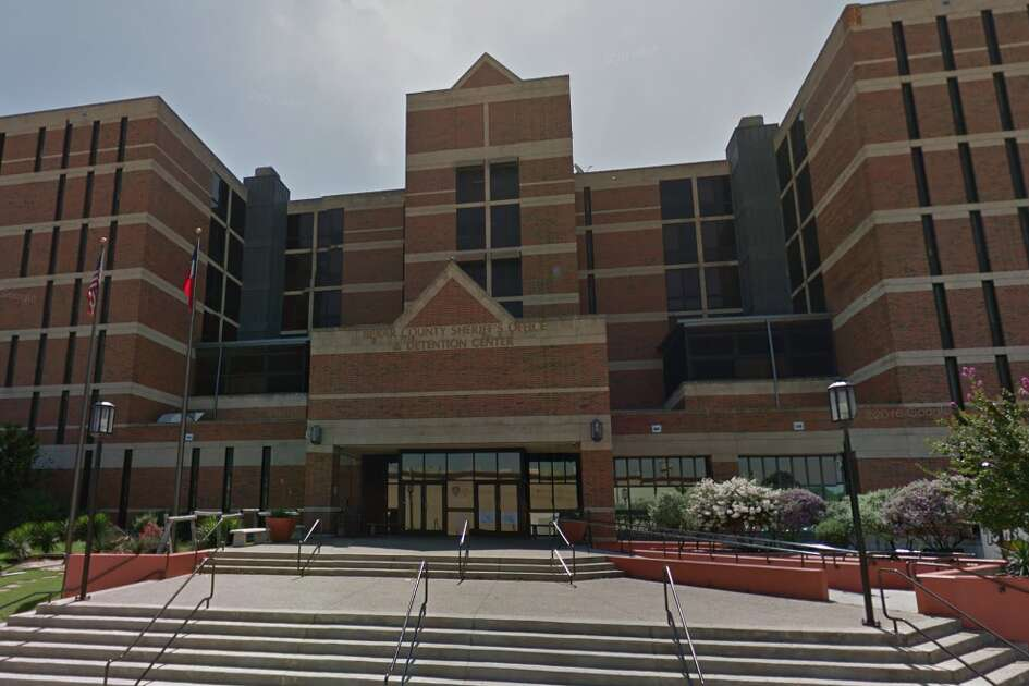 An inmate at the Bexar County Jail on Thursday tried to escape by climbing into the jail's ceiling but was later captured before he made it off jail premises.