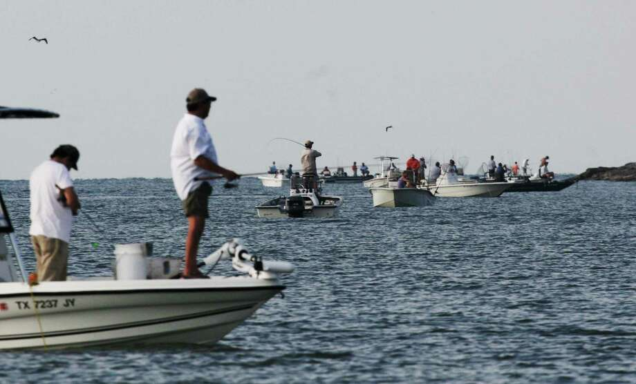 The week bracketing July Fourth typically sees the largest number of boats, boating law enforcement and boating-related accidents on Texas waters of any week of the year, elevating the importance of safe boating practices and adherence to boating laws. Photo: Shannon Tompkins / Houston Chronicle