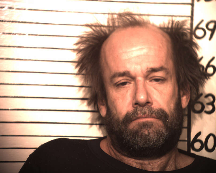 Charles Ransier, a 56-year-old New Braunfels man, was sentenced to life in prison Wednesday on a charge of tampering with evidence after he tried to break a meth-filled syringe before a state trooper found it in his vehicle. Photo: Comal County Jail