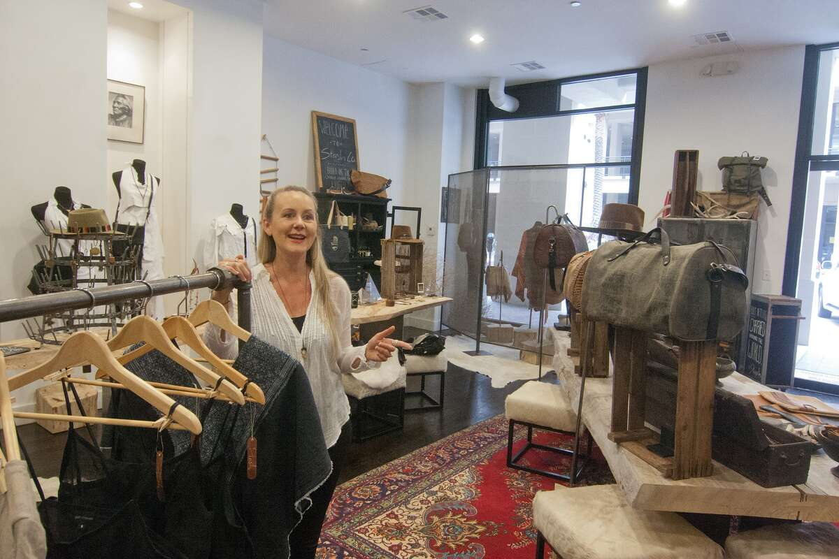 Inside Stash & Co. on Kirby at Westheimer
