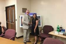 New Long Hill School Principal Andrea D'Auito