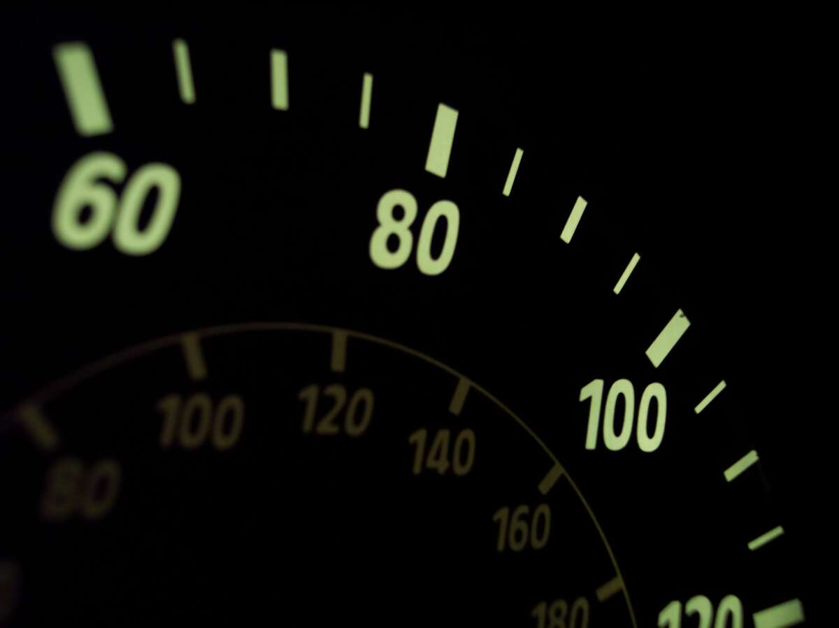 Percent of trips in Connecticut with speeding: 56 percentSource: EverDrive Safe Driving Report