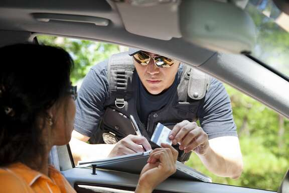 You'd better watch your speed when driving through these small towns and stretches of highway if you want to avoid a costly ticket.