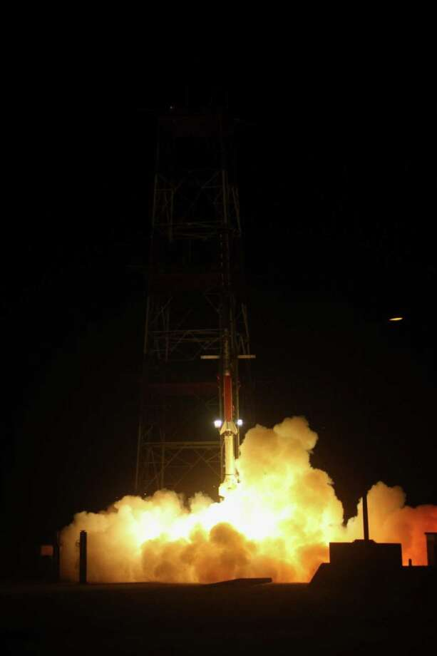 The NASA Wallops 'artificial aurora' rocket launch finally ...