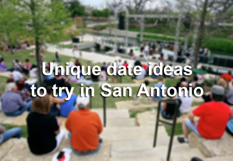 If the best you can come up with for a weekend date is going to a movie or dinner, you may not be trying hard enough. Not to worry, one San Antonio woman has reignited the romance with a thread of recommendations for under-the-radar dates to try.Draw up your weekend game plan with these fresh suggestions. Photo: EDWARD A. ORNELAS/SAN ANTONIO EXPRESS-NEWS