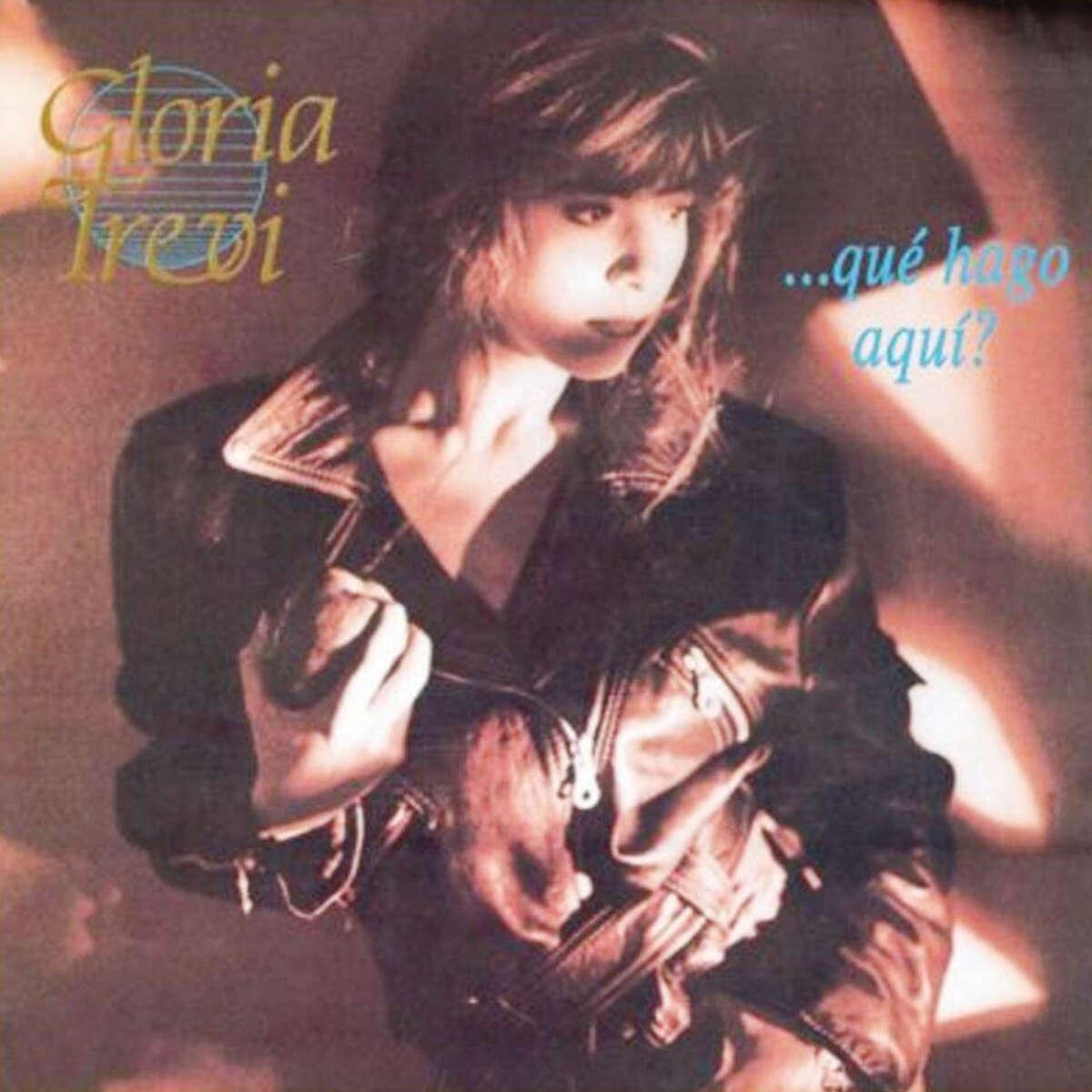 Big debut Gloria Trevi's debut album,¿Qué Hago Aquí? was released in 1989.