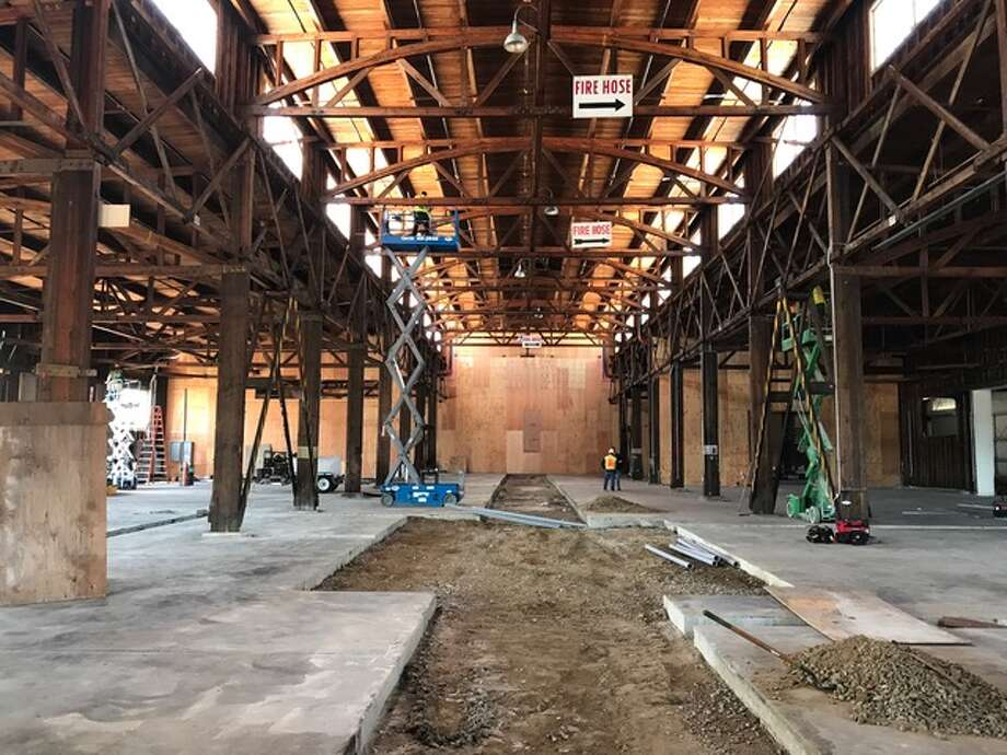 Almanac Beer Co. will open a new brewing facility, barrel house, and taproom in Alameda in the late fall of 2017. Photo: Courtesy Almanac Beer Co.
