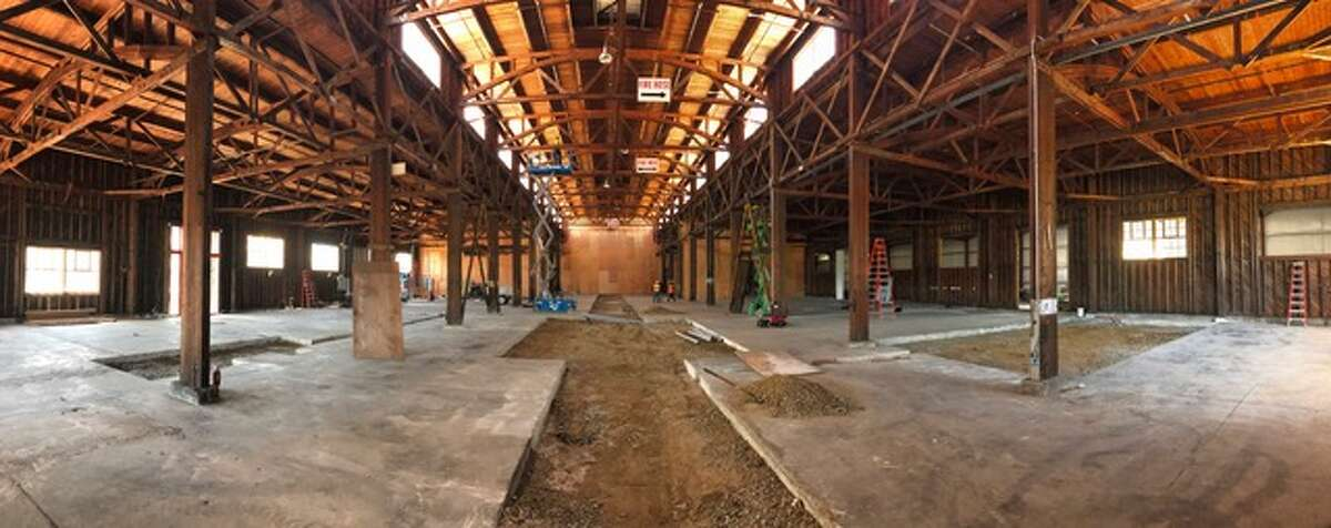 Almanac Beer Co. will open a new brewing facility, barrel house, and taproom in Alameda in the late fall of 2017.