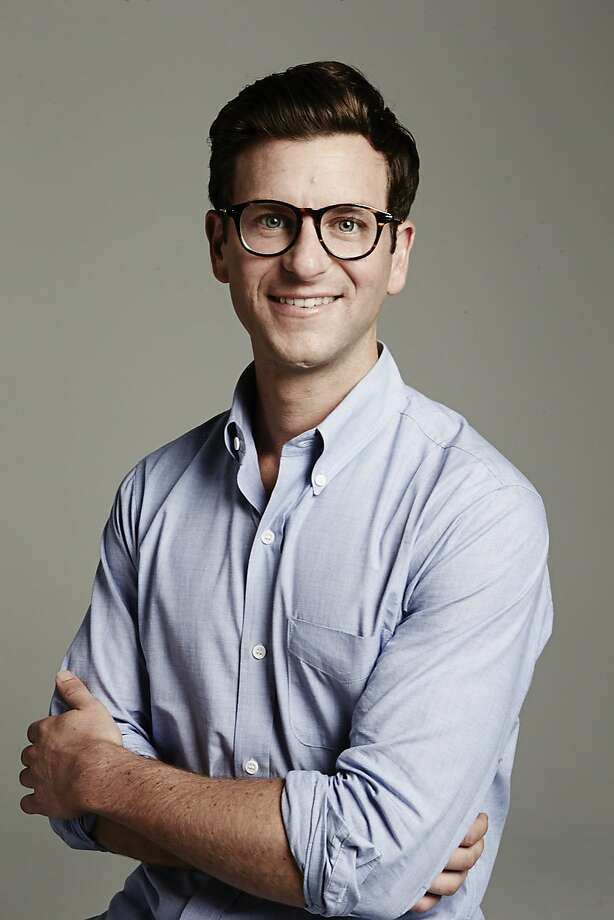 Warby Parker CEO and co-founder Dave Gilboa earned his undergraduate degree in 2003 from UC Berkeley. Photo: Warby Parker