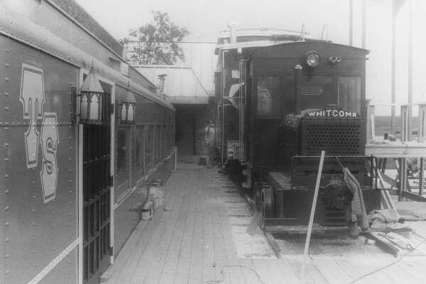 The Train Station. September 1975
