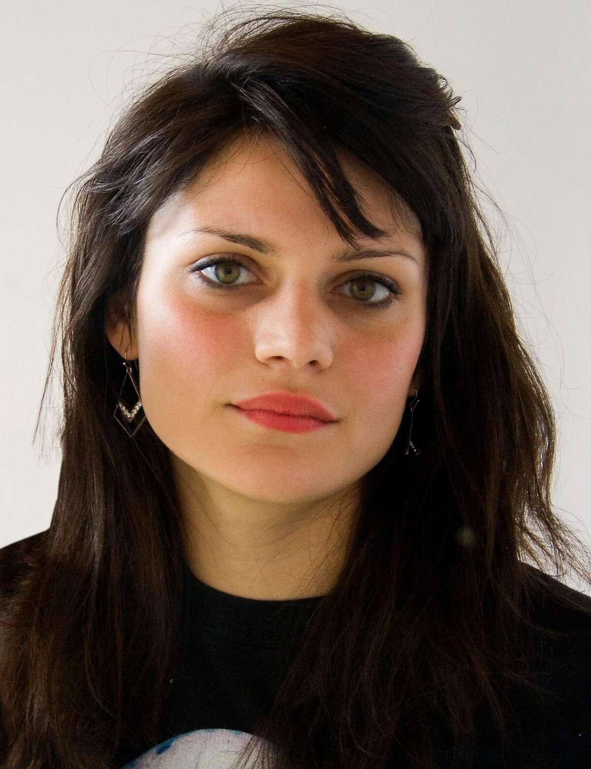 Artist Diana Al-Hadid