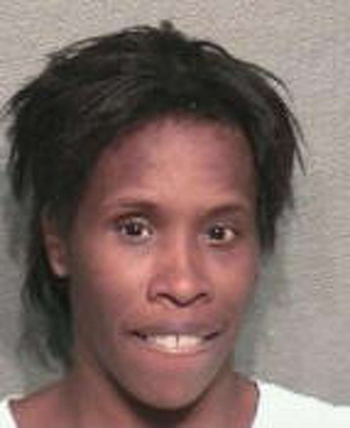 Pebbles Hines is shown here in a 2007 booking photo after a previous arrest.