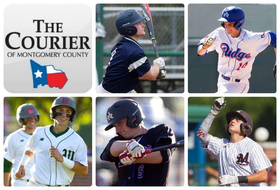 College Park's Eric Bordovsky, Oak Ridge's Ryan Eshelman, The Woodlands Drew Romo, Oak Ridge's Tyler Davis and Magnolia's Jordan Groshans are The Courier's nominees for Offensive MVP.