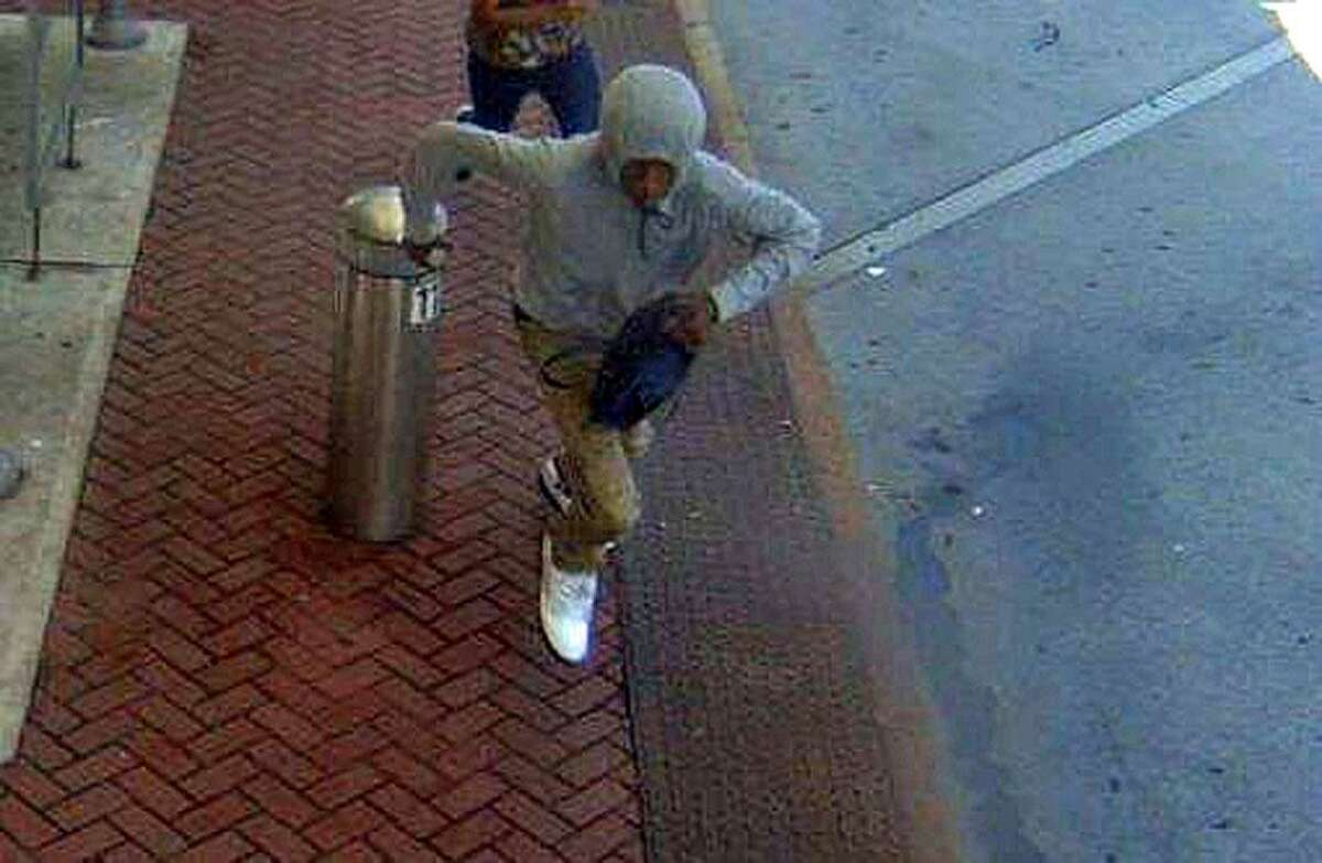 Norwalk police are asking anyone with information about a purse snatching at the Pulse Point bus station on June 18, 2017, contact the department.