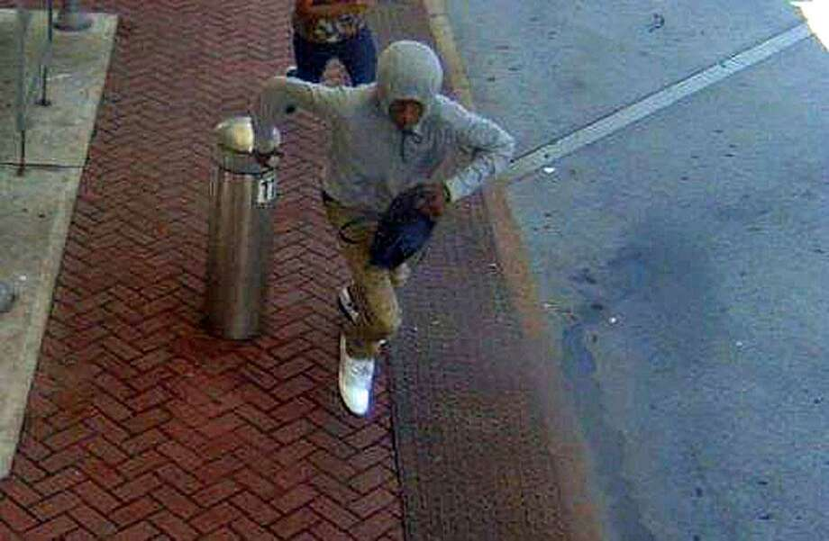 Norwalk police are asking anyone with information about a purse snatching at the Pulse Point bus station on June 18, 2017, contact the department. Photo: Contributed Photo / Norwalk Police Department / Contributed Photo / Connecticut Post Contributed