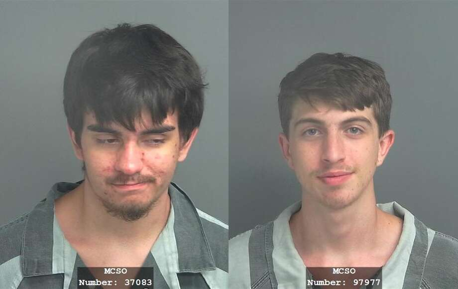 Four men were arrested over the last few days for the burglary of an elderly woman's home. Photo: MCSO