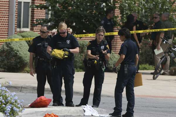 SAPD stunned by recent officer slayings: 'It seems like we