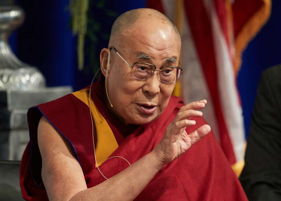 The Dalai Lama is the subject of a new documentary by Mickey Lemle. Photo: Adam Bettcher, Getty Images For Starkey Hearing