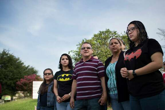 The plight of the Rodriguez family -  Kimberly,  Karen,  Juan, Celia and Rebecca - has drawn national attention.