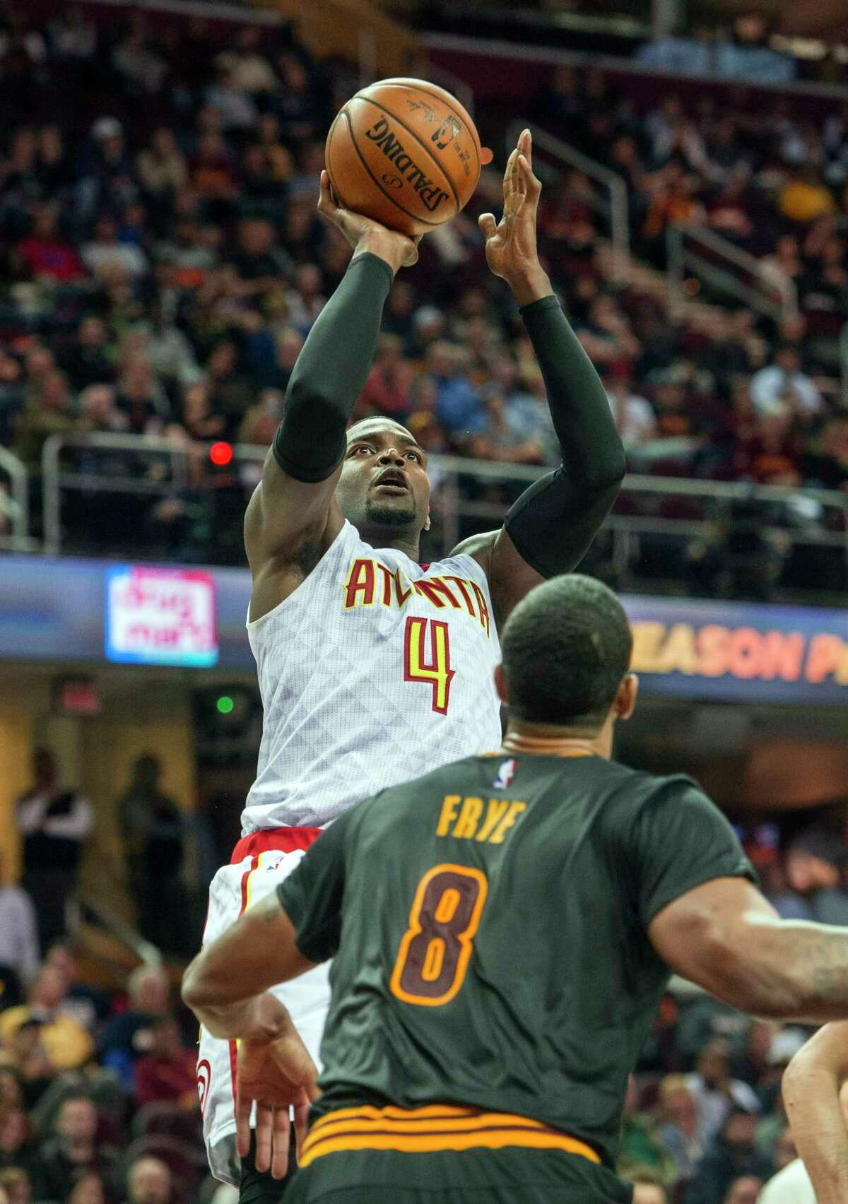 Acquiring Hawks forward Paul Millsap likely would require a sign-and-trade.