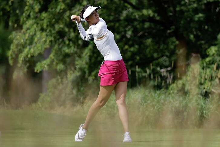 Michelle Wie finished 3-under 68  to open the KPMG Women's PGA.