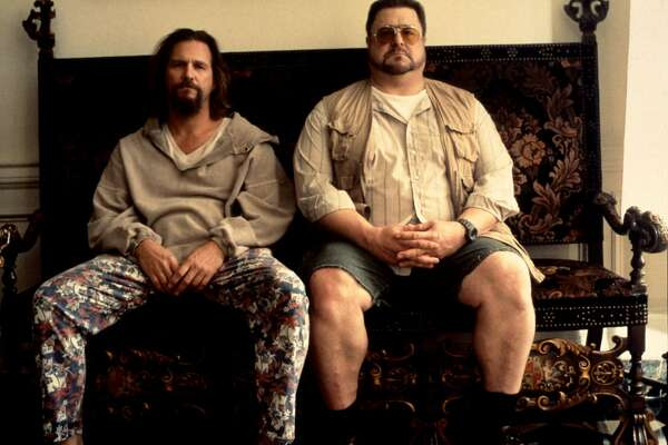 Jeff Bridges, left, and John Goodman starred in the film ``The Big Lebowski.''     HOUCHRON CAPTION (06/23/2004): ``Let me explain something to you. Um, I am not `Mr. Lebowski.' You're Mr. Lebowski. I'm the Dude. So that's what you call me. You know, that or, uh, His Dudeness, or uh, Duder, or El Duderino if you're not into the whole brevity thing.''