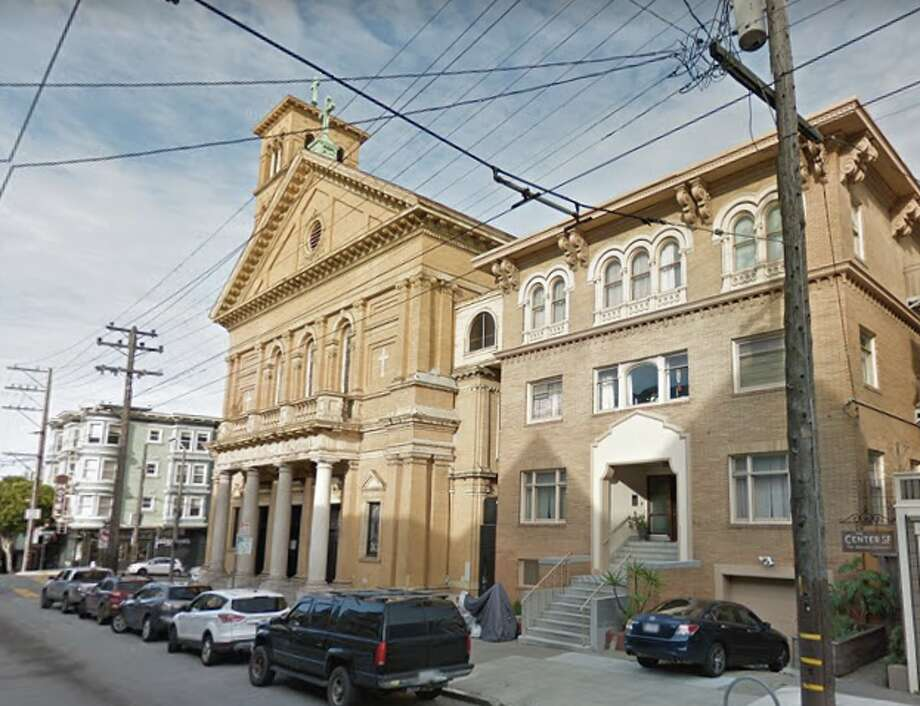 The Center in SF is a coliving space in the Bay Area that also hosts community events and has two yoga studios. Photo: Google Maps