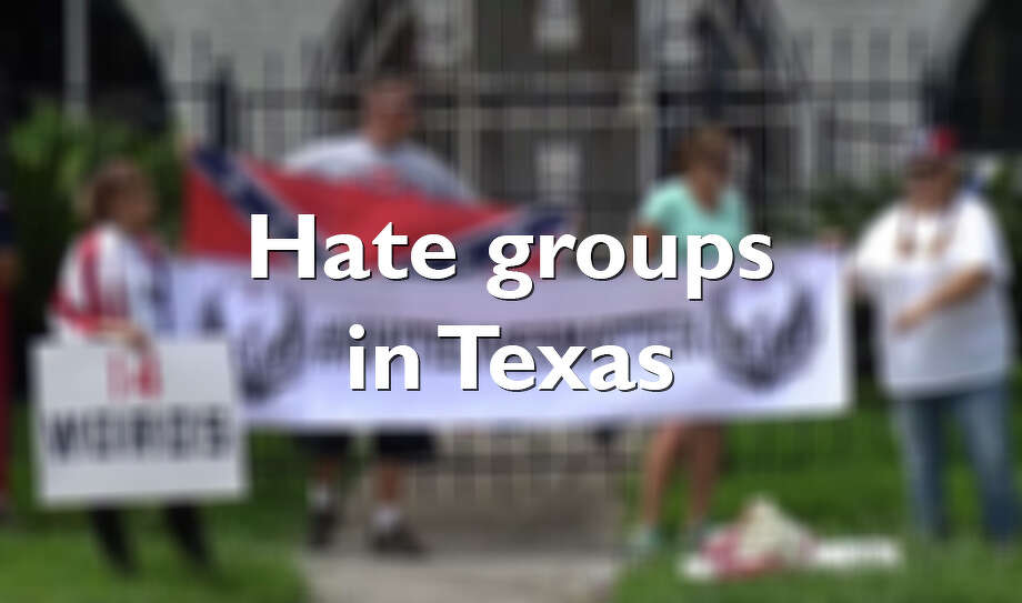 See which hate groups operate in Texas in the gallery ahead. Photo: Houston Chronicle