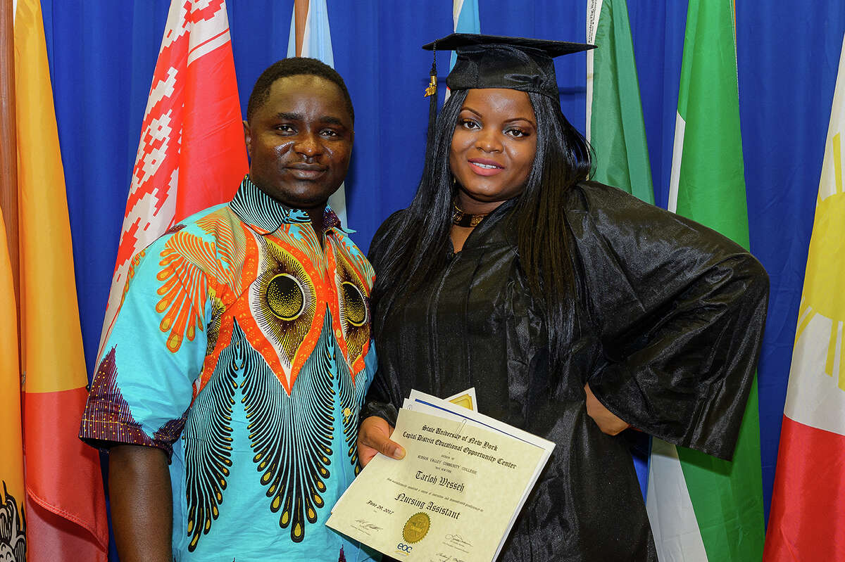 Were you Seen at the Capital District Educational Opportunity Center's 51st Annual Graduation Ceremonyon June 29, 2017?