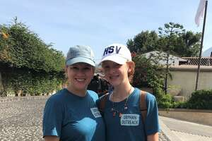 Martha Turner Sotheby's International Realty's Robin Conner and her daughter Jane shared a special vacation of service through Orphan Outreach in Guatemala.