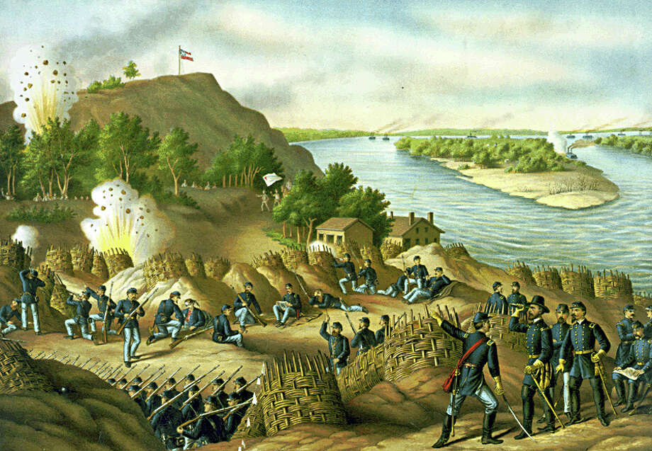 The Battle of Vicksburg. Photo: Common