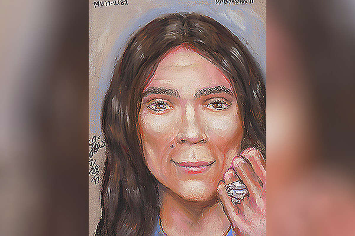 Houston police are asking for your help in identifying a woman found deceased at 6400 Bissonnet on June 17.(HPD)