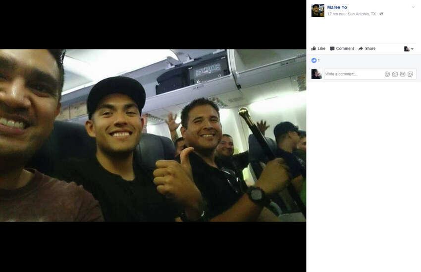 Maree Yo tributeto Miguel Moreno via Facebook: