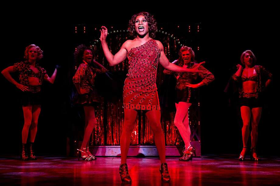 "Billy Porter during a performance of ""Kinky Boots."" Photo: Matthew Murphy, Associated Press"