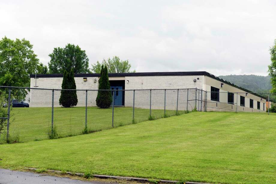 The Utica Academy Of Science Charter High School in Frankfort, N.Y.   (Paul Buckowski / Times Union) Photo: PAUL BUCKOWSKI / 20040884A