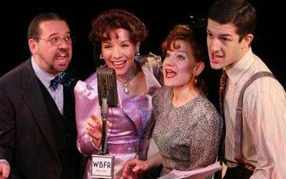 """Watch radio come to life at the MainStage Studio Theatre, with """"It's a Wonderful Life: A Live Radio Play."""" Photo: Contributed Photo"""