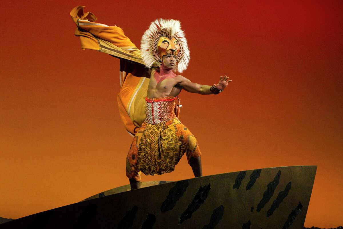"Â?""The Lion KingÂ?"" runs at Hobby Center through July 23."