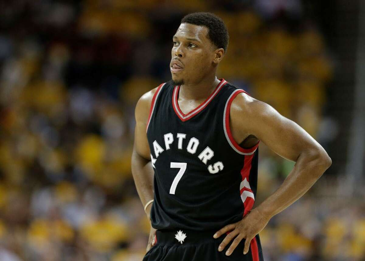 One of the top free agent guards is Toronto's Kyle Lowry.