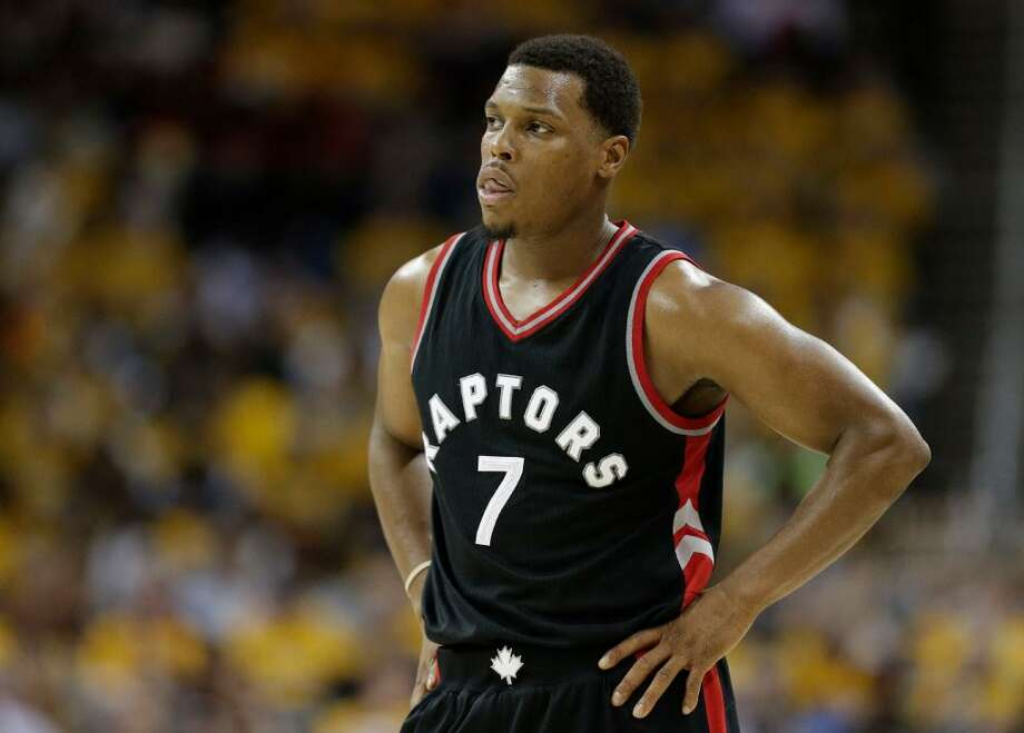 One of the top free agent guards is Toronto's Kyle Lowry. Photo: Tony Dejak /AP Photo