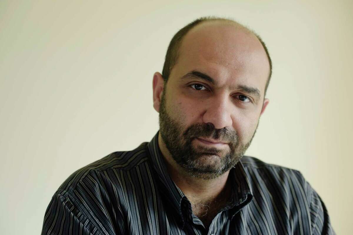Ersin Konkur was a former teacher at the Utica Academy of Science. He claims that Turkish teachers were required to pay a portion of their taxpayer-funded salaries back to the school as a condition of employment. (Paul Buckowski / Times Union)