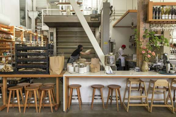 Tartine Manufactory at Heath Ceramics in the Mission.