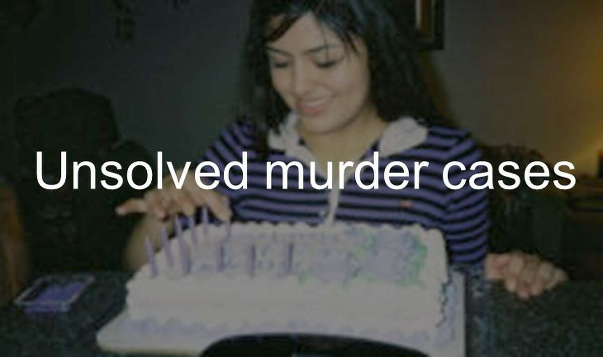 Unsolved murder case transition