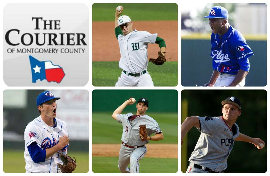 The Woodlands' Devin Fontenot, Oak Ridge's Jacorey Boudreaux and Tyler Davis, Magnolia's Adam Kloffenstein and Porter's Nate Ralph are The Courier's nominees for Pitcher of the Year.
