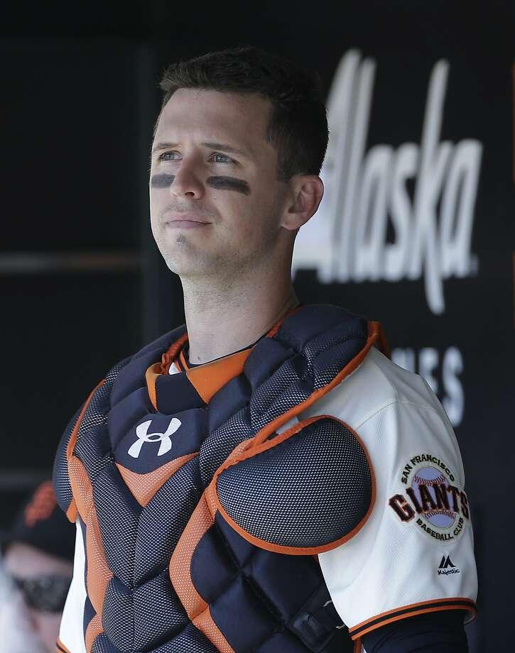 Buster Posey Photo: Jeff Chiu, Associated Press