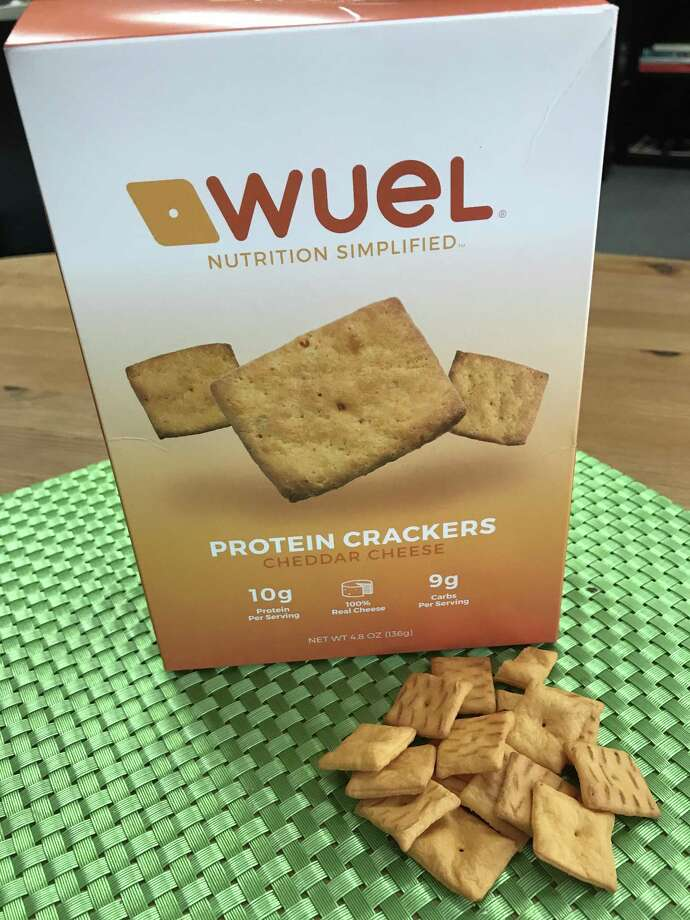 Wuel Protein Crackers were developed with the nutritional needs a kidney disease patients Photo: Richard A. Marini /San Antonio Express-News / Courtesy