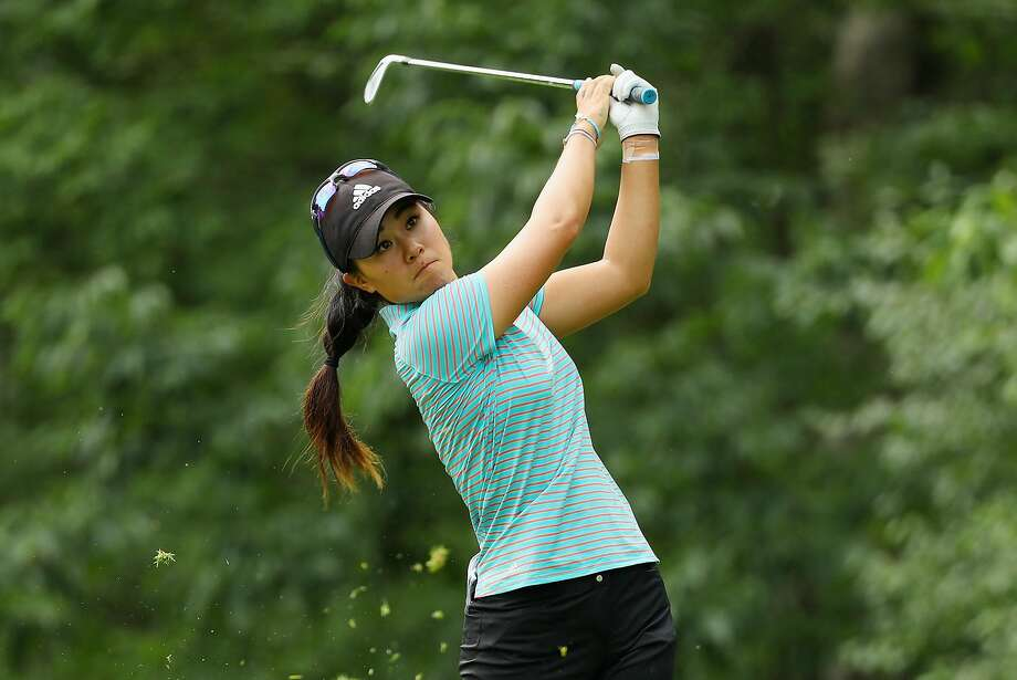 Danielle Kang, who was born in San Francisco, is in major contention. Photo: Scott Halleran, Getty Images For KPMG