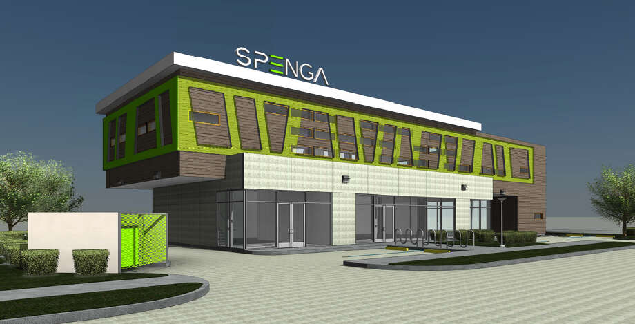 Fitness chain Spenga has signed a lease for 4,011 square feet at 307 Westheimer for its first Houston location. The Montrose-area development will have two stories of retail space. Photo: JLL